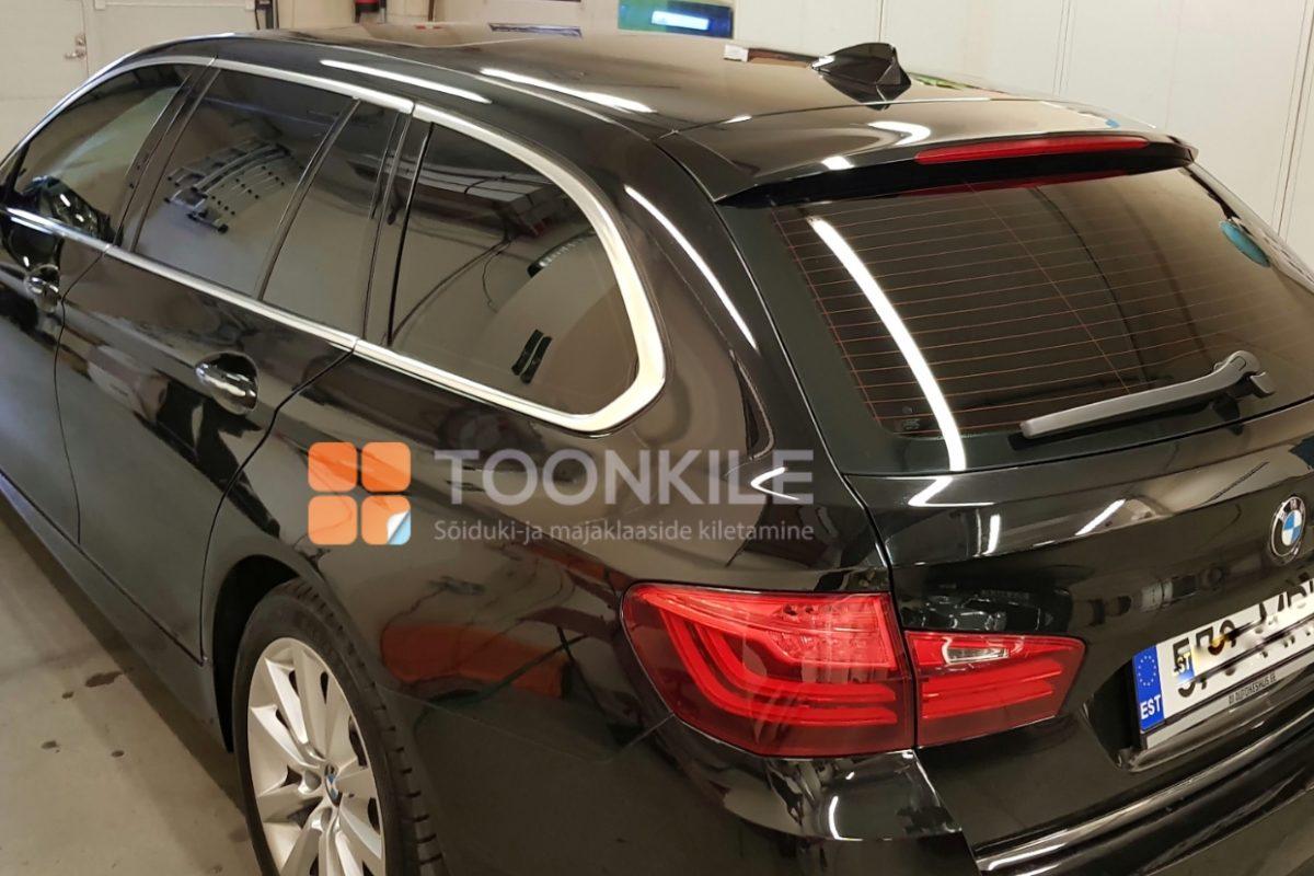 BMW 5 seeria universaal