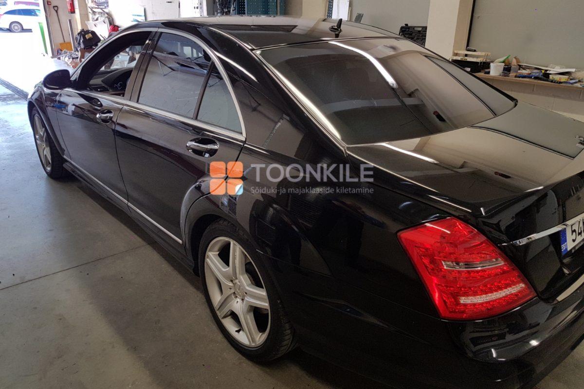 Mercedes-Benz S-klass